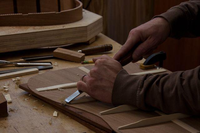 Guitar Building Workshops at Lichty Guitars