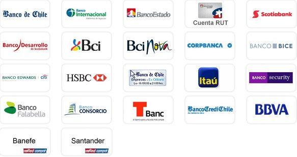 Servipag.com El mejor portal de pagos en linea de Chile.