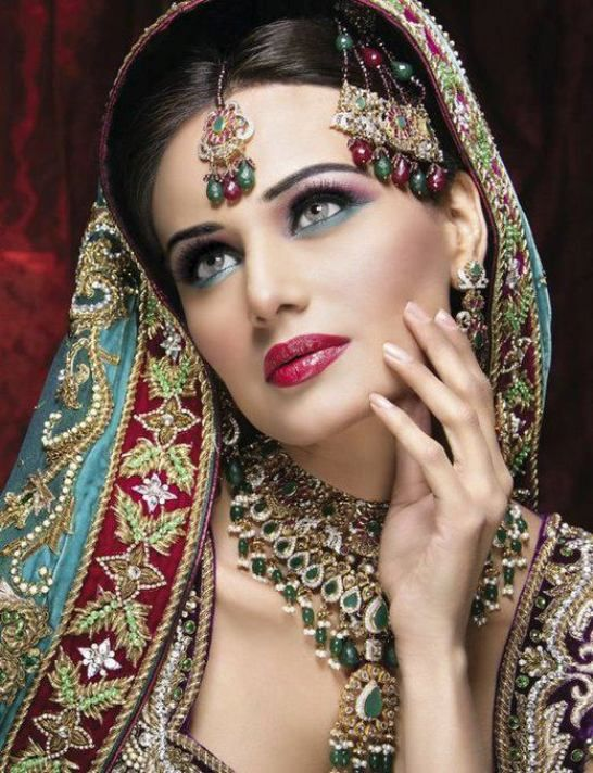 Mehreen Syed Wedding Barat hot Pictures