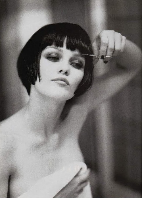 Vanessa Paradis - Photo by Ellen von Unwerth - @~ Mlle