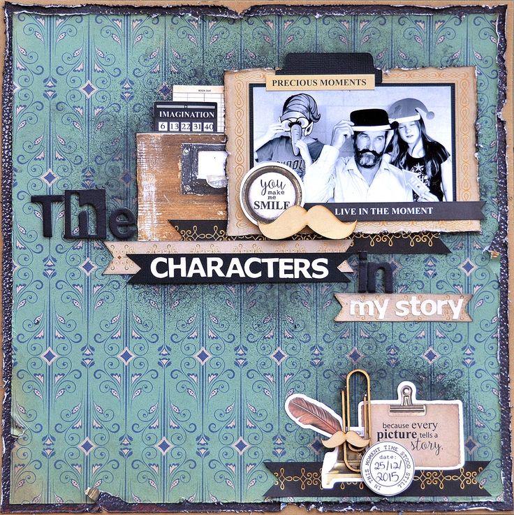 KaiserCraft Story Book - Belinda Spencer