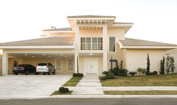 ESQUADRIAS PVC Construindo Minha Casa Clean: Fachadas com Esquadrias de PVC x Alumínio x Madeira!