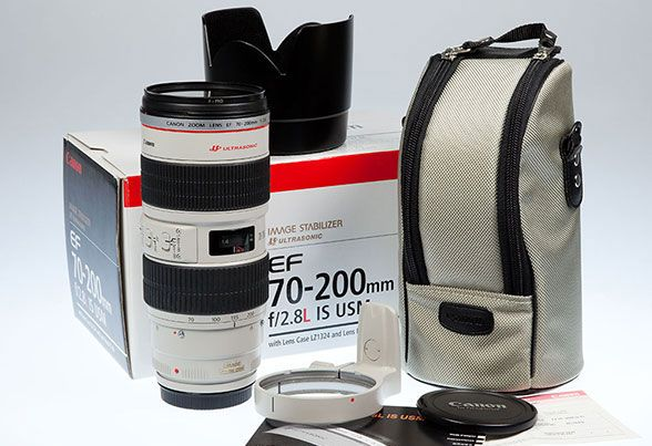 Canon 70-200mm/2,8L become one of the 'must have' for photojournalists.