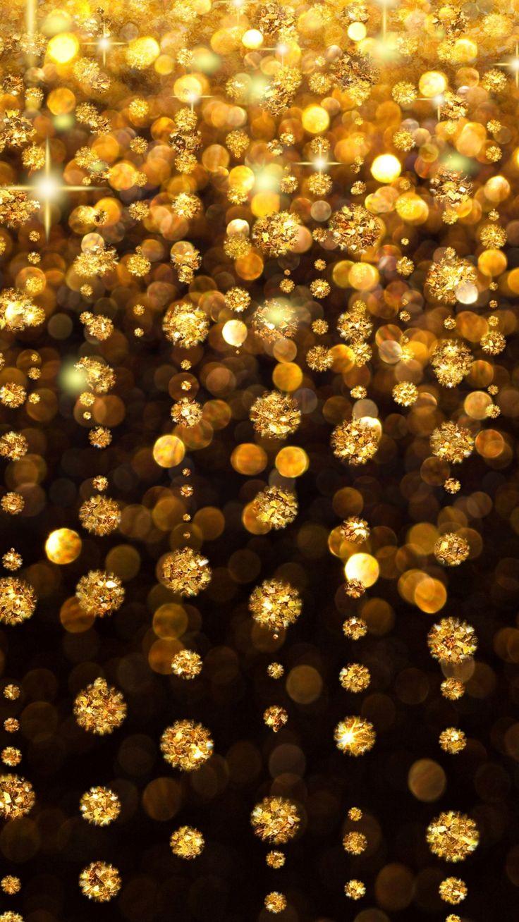 Золотой дождь для айпада фото 123-712