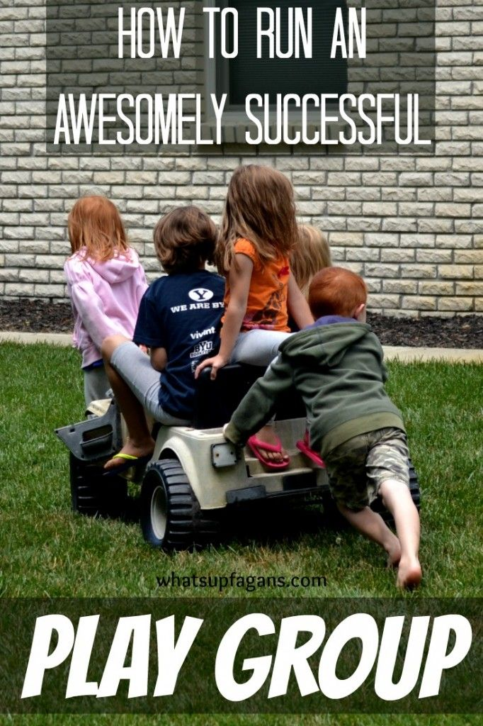 8 tips for running an awesome and successful playgroup. #pmedia #ad #showusyourmess