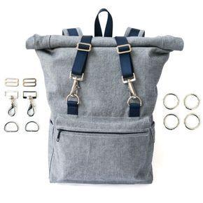 Desmond Backpack Pattern + Hardware