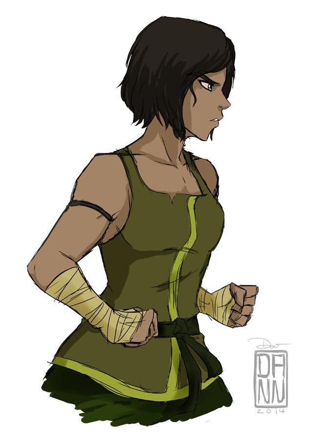 Book 4 Korra | by dragonsparkz | Book 4: Balance | The Legend of Korra | Avatar