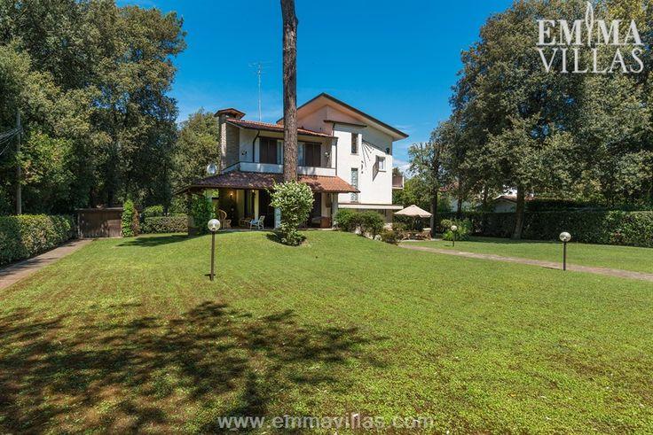 Villa in affitto Villa La Meridiana 8+1 esterna 4