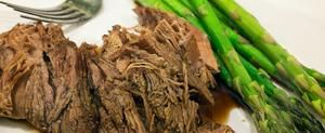 How to Cook Silverside Meat in a Slow Cooker   LIVESTRONG.COM
