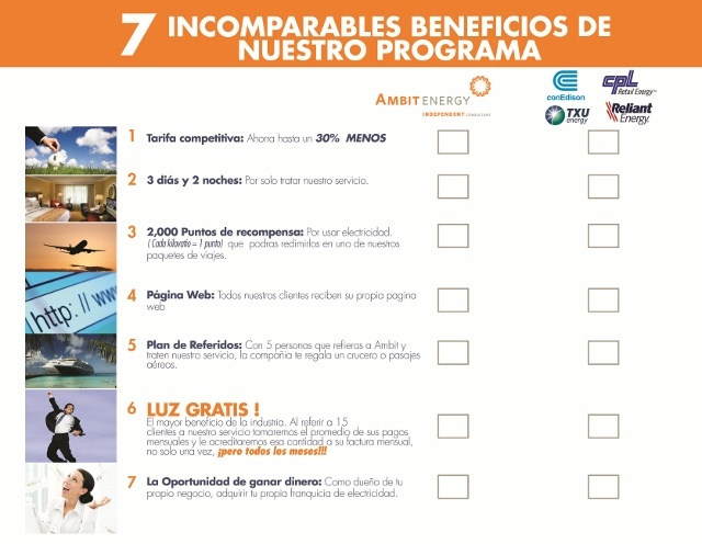 9 best Cambiate Ambit Energy y ve Los Beneficios images on Pinterest ...
