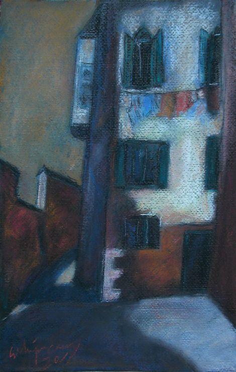 Silviu Parascan, Italian Corner on ArtStack #silviu-parascan #art