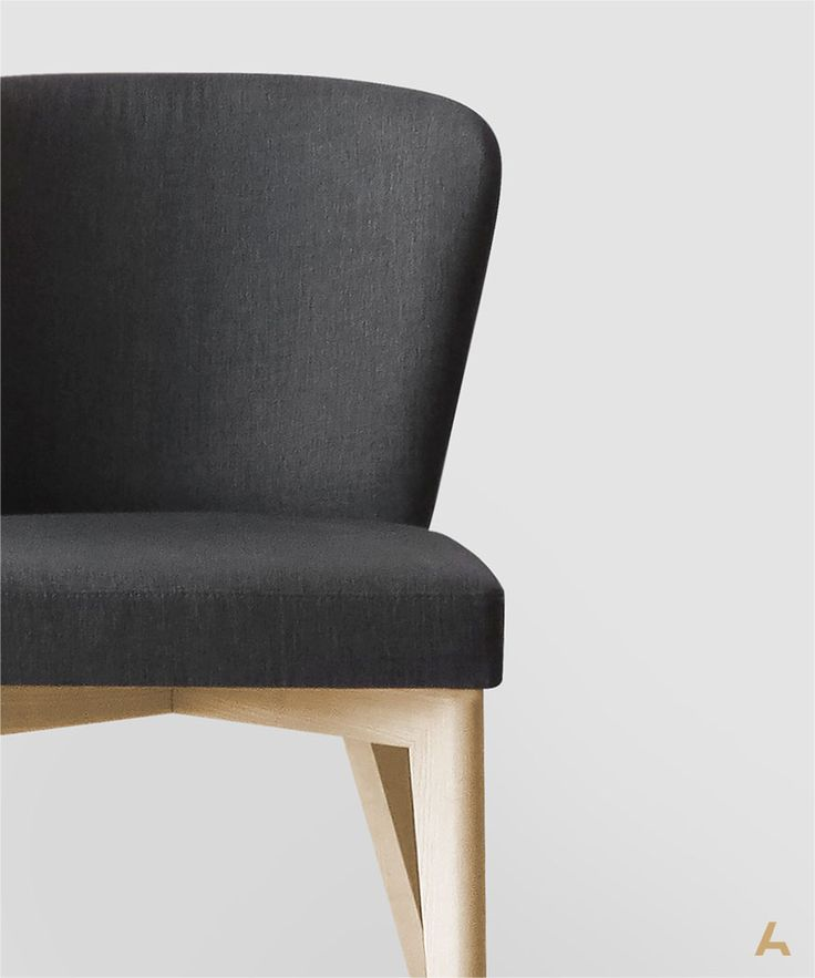 Nastia chair | Oak. Designed and manufactured by Anesis.
