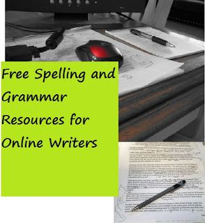 Free Spelling and Free Grammar Corrector Resources...