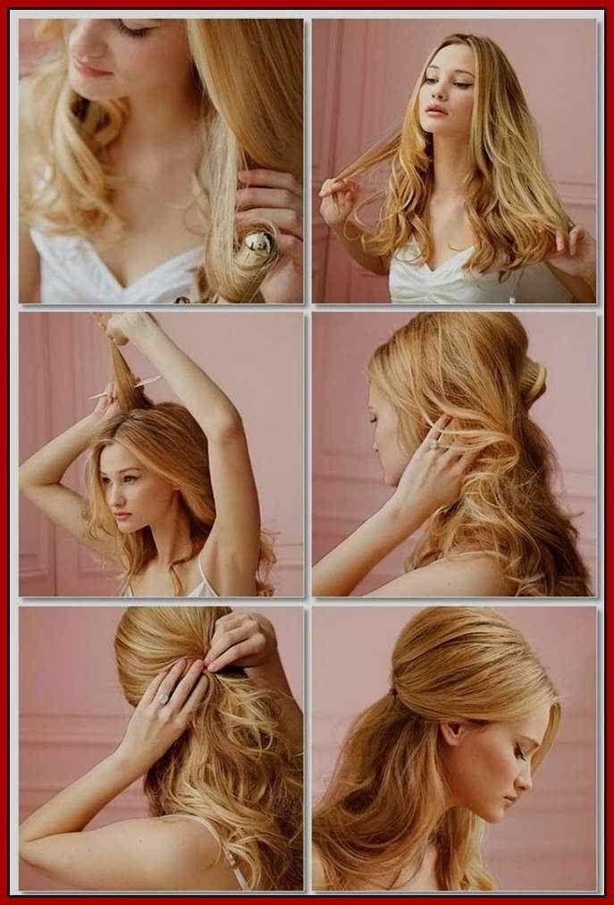 Awesome Frisuren Schnelle Frisuren Fur Lange Haare Offen Schnelle Frisure Frisuren Bob Mittellange Haare Frisuren Einfach Dirndl Frisuren Mittellange Haare Schnelle Frisuren Lange Haare