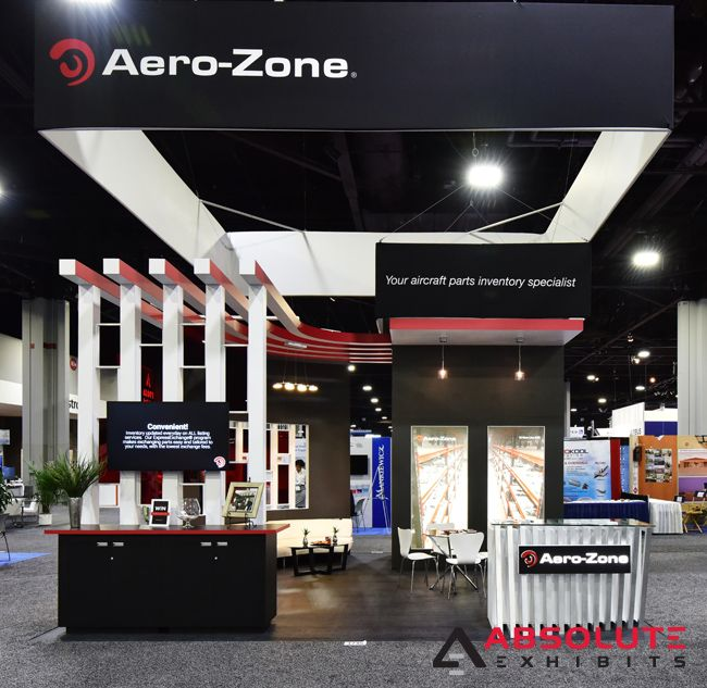 Marketing Exhibition Stand Zone : Aero zone aviation week mro americas tradeshow tradeshows