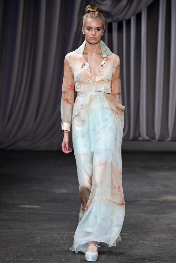Christian Siriano - Primavera Verão 2013 Ready-To-Wear - Shows - Vogue.it