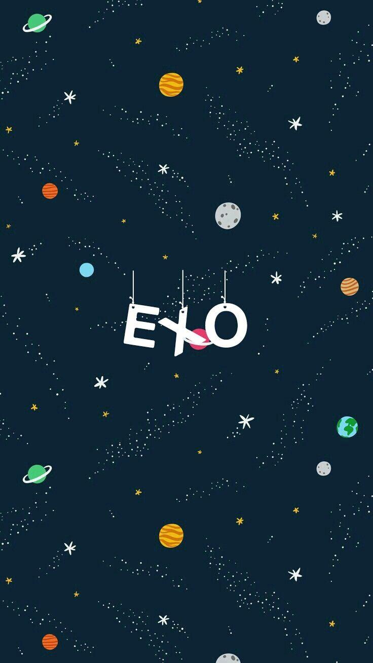 Exo Exowallpaper Wallpaperexo