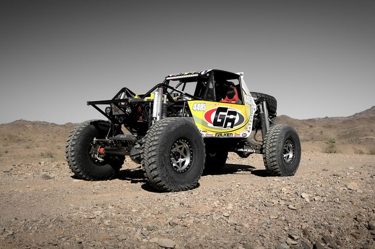 Genright Off Road Race Car Buggy In Parker Arizona For