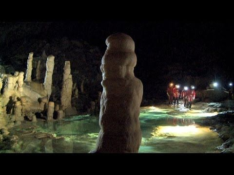 "Caving in the Gouffre Berger - ""Immersion"" - In the footsteps of Fernand Petzl - YouTube"