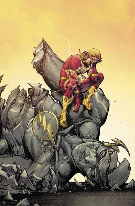 A Queda de Flash.