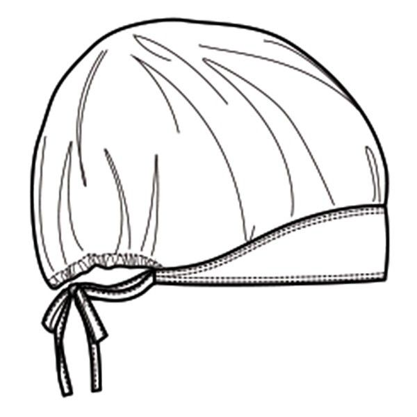Free Printable Pattern Easy Scrub Hat - Architecture Modern Idea •