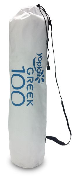 Zen Twill Yoga Mat Bag | Washer friendly | Matching color strap plus a black toggle lock strap to make sure your mat stays secure | Fitness | Yoga class | Athletics | Athlete | Health | Wellness | Promo product | Promotional | Gift | Callard | Exercise