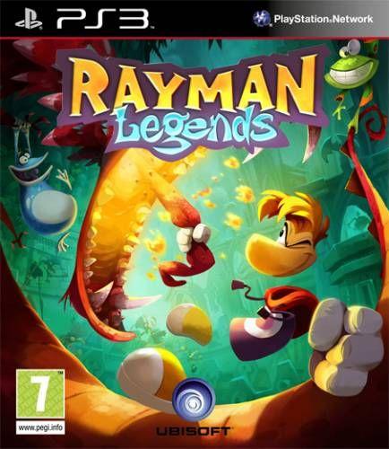 rayman legends reloaded crack only