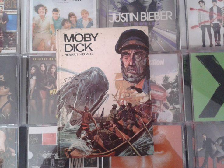 """""""Moby Dick"""" escrito por Herman Melville:"""