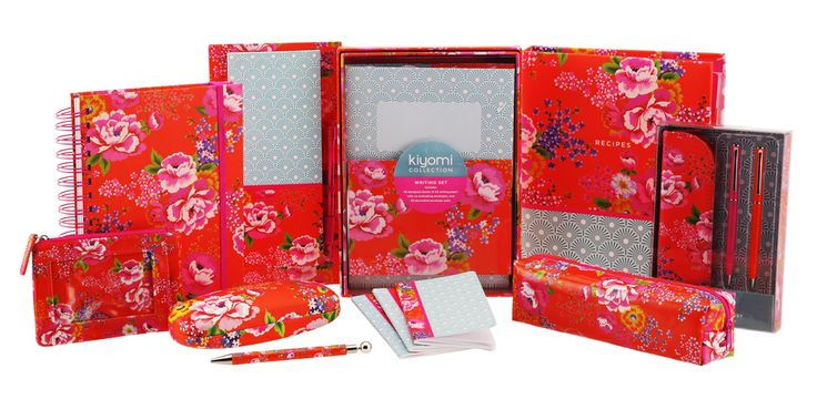 Whitcoulls, WHSmith Kiyomi range, from $3.99 Make Mums day by giving her something beautiful from this stunning Kiyomi gift and stationery range.