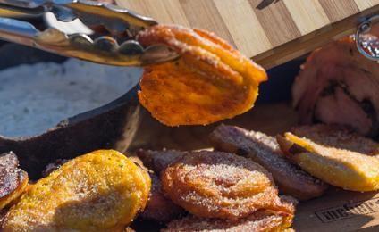 Recipe as cooked by West Coast Bro's on Ultimate Braai Master Season 2.
