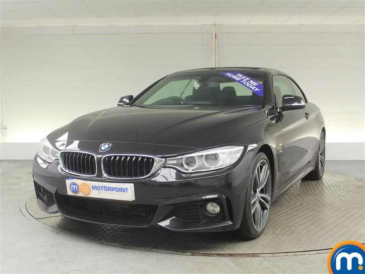Used or Nearly New BMW 4 SERIES 420i M Sport 2dr Auto [Professional Media] Grey for sale in Chingford - Motorpoint Car Supermarket