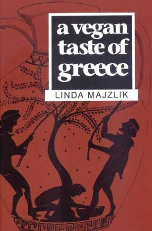 A Vegan Taste of Greece (Vegan Cookbooks) - This collection of cookbooks interprets the savory flavors of international cuisines for the animal-free, vegan diet. Each region's most famed dishes are detailed or redesigned to be meat- and dairy-f... - Greek - Books - $4.95