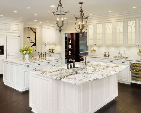 White Granite Design, Pictures, Remodel, Decor and Ideas - page 5