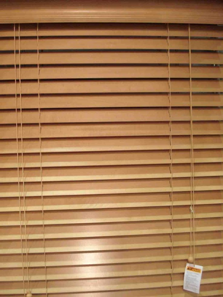 These Are A Slightly Lighter Choice Of Wood Color Blinds These Would Look Great In A Bedroom With Light Colored Walls