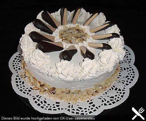 Malakoff Torte, ein tolles Rezept aus der Kategorie Torten. Bewertungen: 5. Durchschnitt: Ø 3,3.