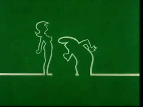 "La Linea - Sexy.   La Linea (""The Line"") is an Italian animated series created by the Italian cartoonist Osvaldo Cavandoli."