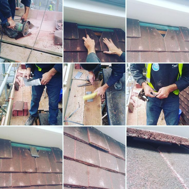 Make Sure Type 1f Felt And Not Breathable Roofing Membrane Is Used Behind The Tiles Access Gap Needs To Be Around 15mm Aloow Bats