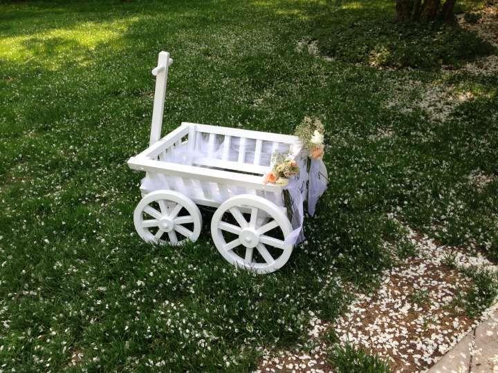 The 25+ best Flower girl wagon ideas on Pinterest | Ring bearer ...