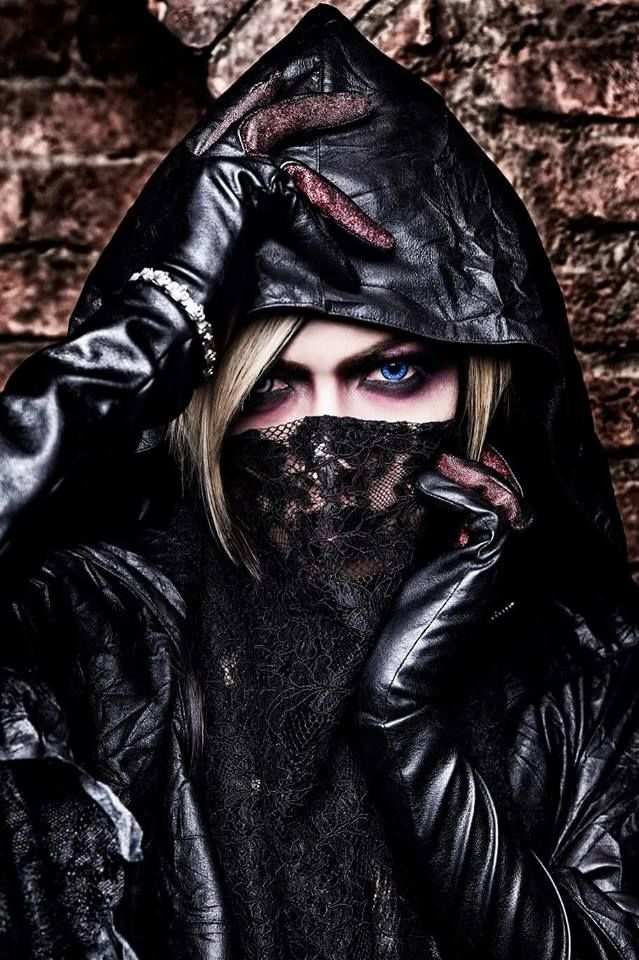 Vocalist: Yo-ka | DIAURA ENIGMA SINGLE 2016 New Look #Visual Kei #Jrock