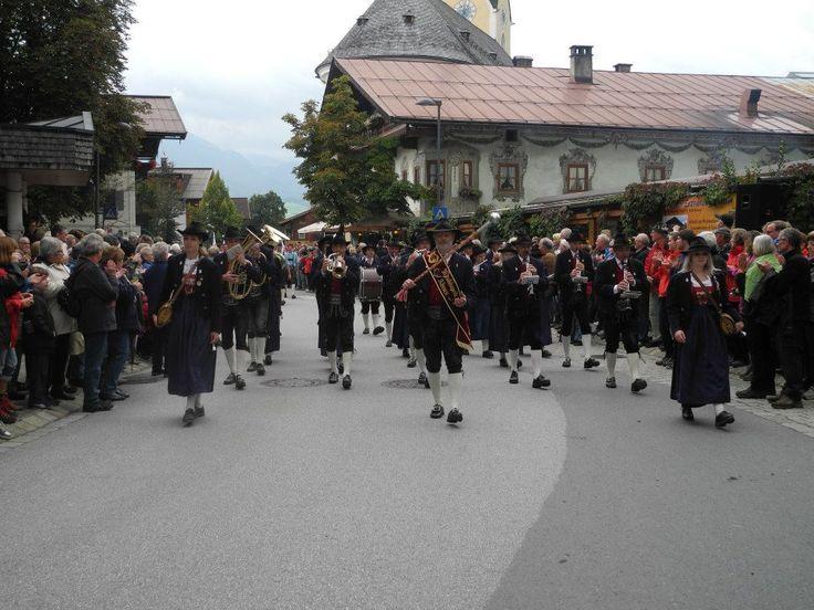 Kaiserwinkl Almabtrieb 2013
