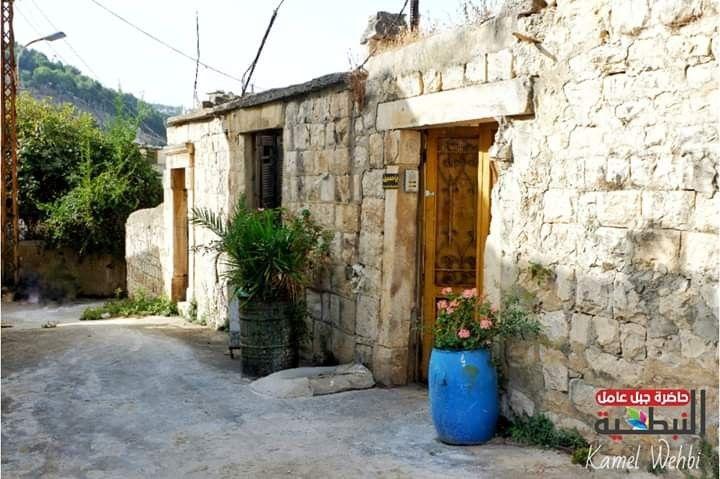 من البيوت التراثية في حي السراي القديم في النبطية جنوب لبنان Old Houses Traditional Structures