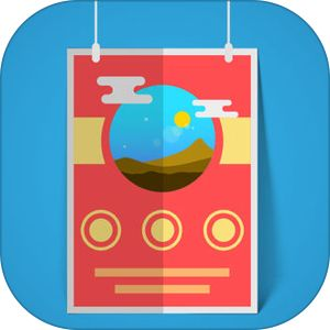 Flyer Machine - Create Flyers, Invitations, Sketches & Graphics by Global Mobile Ltd