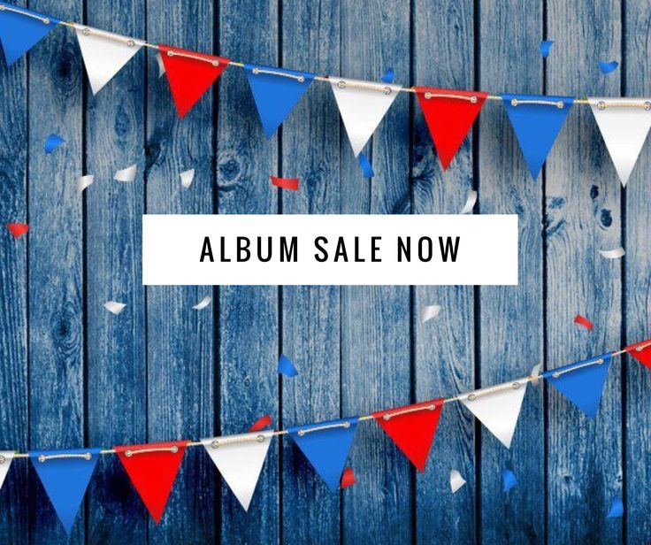 Album Sale Now!