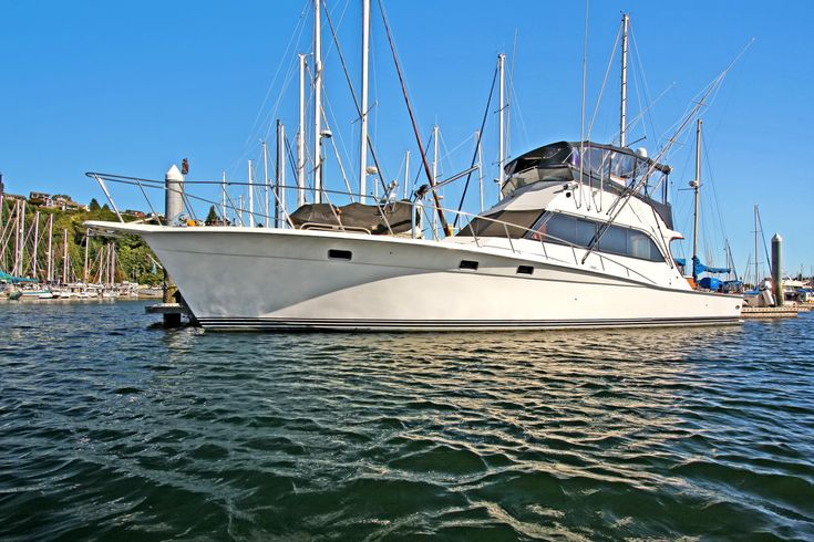 1986 Egg Harbor 60 Sportfisher for sale