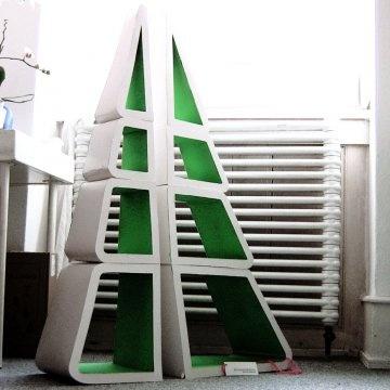 """""""Christmas Tree"""" ideato dalla designer Manuela Michalski"""