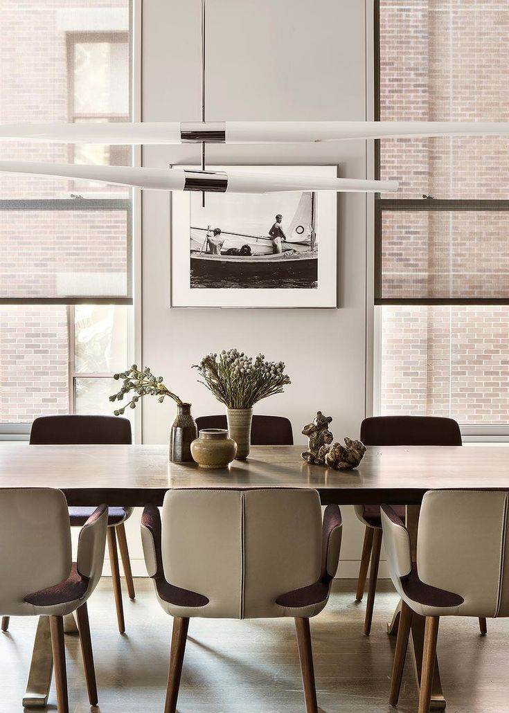 10+ Ideas About Contemporary Dining Rooms On Pinterest