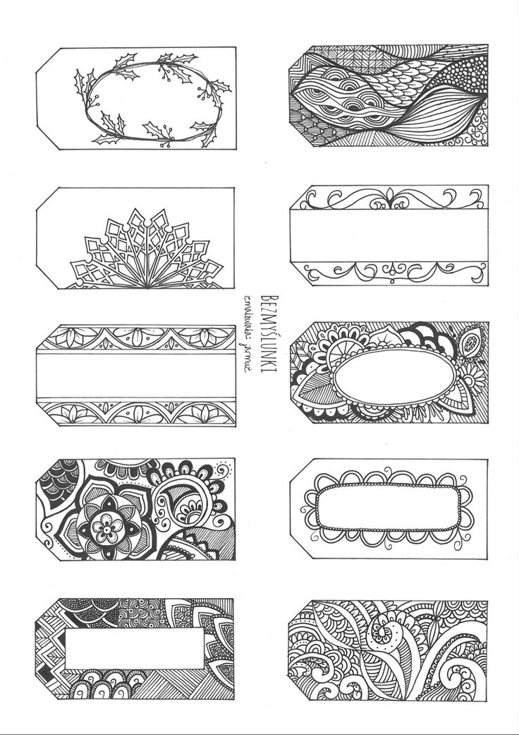 #zentangle #letter #psycho #doodle #wave #art #giftcard #christmas #flower