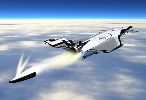 Future Space Vehicles Concept Designs (page 3) - Pics ...