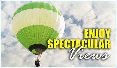 Hot Air Balloon Rides in Pittsburgh