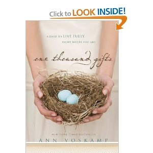 1000 gifts - great website & great book!